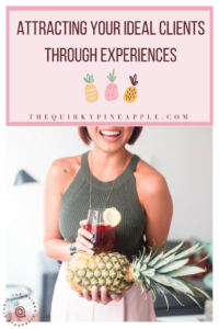 How to Attract New Clients Through Experiences