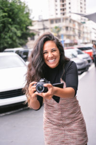 Videographer Andrea from It's a Travel OD