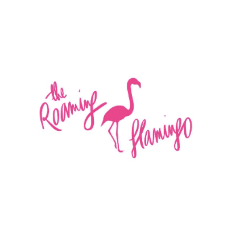 The Roaming Flamingo -- The Quirky Pineapple Studio portfolio page