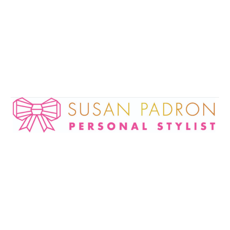 susan padron personal stylist logo for The Quirky Pineapple Studio portfolio page