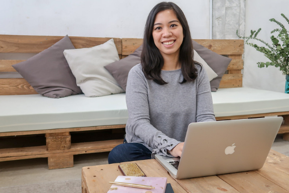 Featured image of woman typing on her laptop