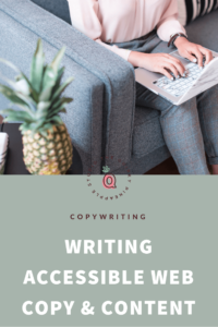 How Small Businesses Can Write Accessible Content