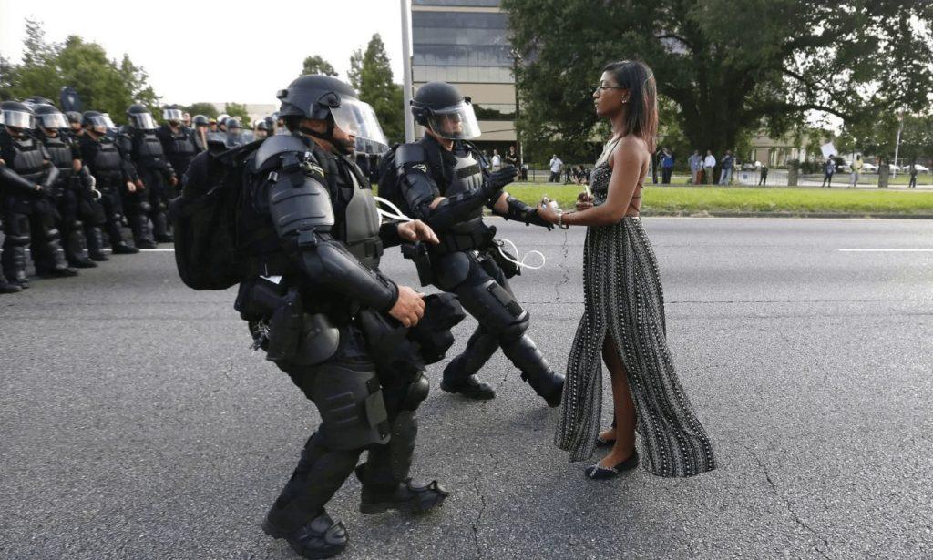 Pepsi protest campaign