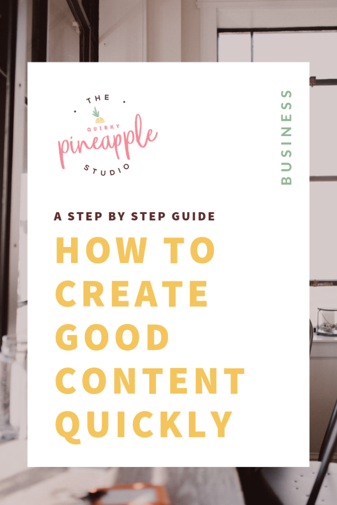 Learn how to create consistent content quickly by doing a content audit, having a checklist, scheduling your time effectively, and using a content editorial calendar. Get our content creation tips for small businesses and brands. Plus a free content calendar template available for you to download.