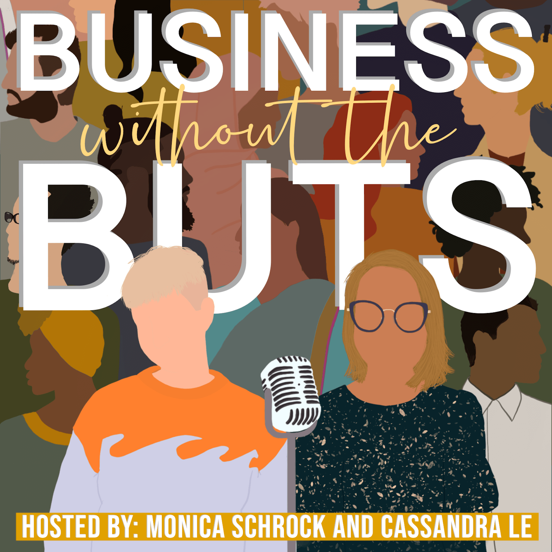 Business Without the Buts Podcast Cover Image