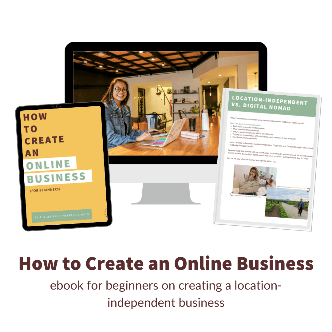 ow to create an online business ebook guide